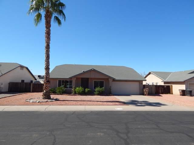 11232 N 78TH Drive, Peoria, AZ 85345 (MLS #5995766) :: Devor Real Estate Associates
