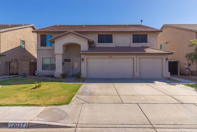 20371 N 89TH Drive, Peoria, AZ 85382 (MLS #5995786) :: RE/MAX Desert Showcase