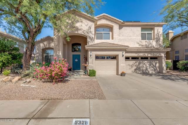 5328 E Helena Drive, Scottsdale, AZ 85254 (MLS #5995792) :: The Luna Team