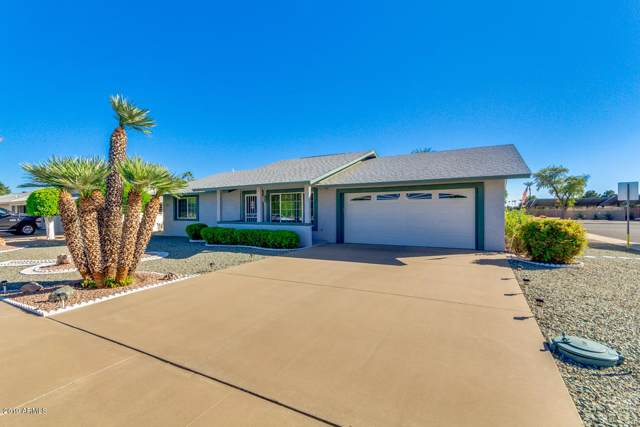 10425 W Carob Drive, Sun City, AZ 85373 (MLS #5995793) :: The Laughton Team