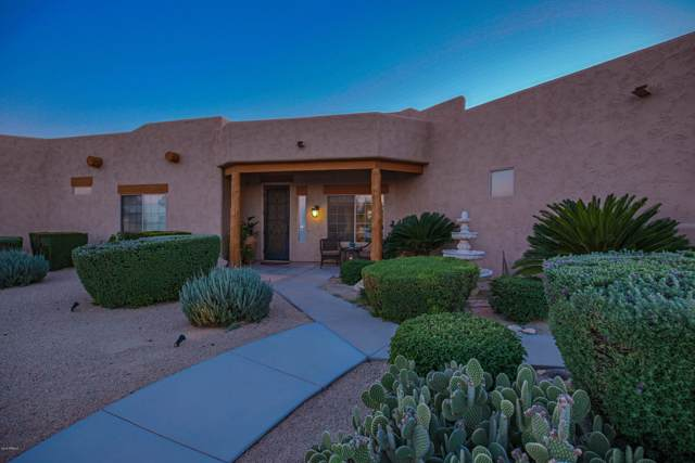 27824 N 256TH Avenue, Wittmann, AZ 85361 (MLS #5995803) :: The Laughton Team