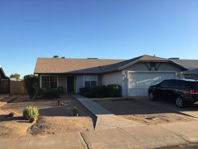201 W Oraibi Drive, Phoenix, AZ 85027 (MLS #5995871) :: Riddle Realty Group - Keller Williams Arizona Realty