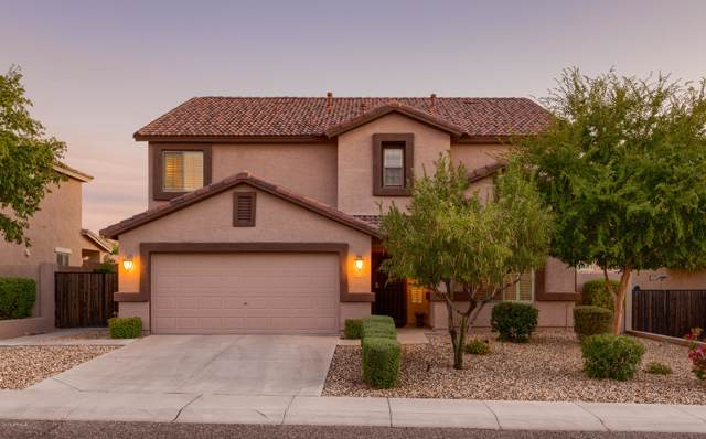 2341 W Steed Ridge, Phoenix, AZ 85085 (MLS #5995879) :: The Laughton Team