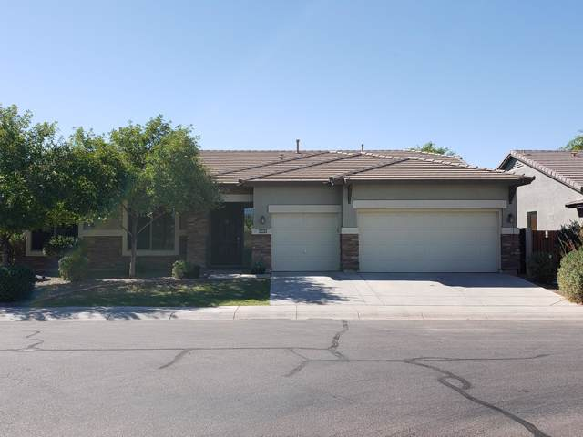 41873 W Carlisle Lane, Maricopa, AZ 85138 (MLS #5995884) :: The Kenny Klaus Team