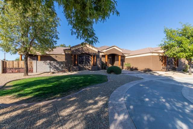 20240 W Hunter Drive, Wittmann, AZ 85361 (MLS #5995900) :: The Kenny Klaus Team