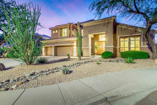 4926 E Roy Rogers Road, Cave Creek, AZ 85331 (MLS #5996031) :: Brett Tanner Home Selling Team