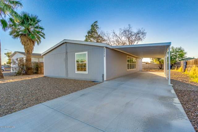 2210 N Summer Street, Mesa, AZ 85203 (MLS #5996075) :: The Kenny Klaus Team