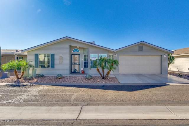 3301 S Goldfield Road #1067, Apache Junction, AZ 85119 (MLS #5996151) :: The Kenny Klaus Team
