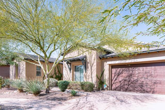 9416 E Canyon View Road, Scottsdale, AZ 85255 (MLS #5996289) :: The Kenny Klaus Team