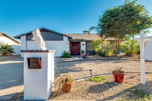 2143 W Eugie Avenue, Phoenix, AZ 85029 (MLS #5996324) :: Devor Real Estate Associates