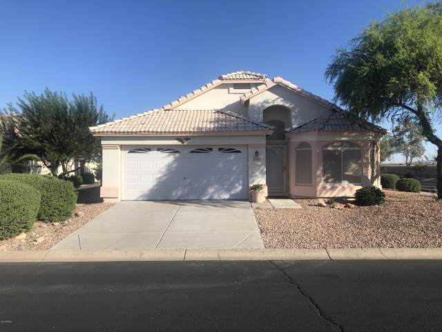 11522 W Sand Trout Court, Surprise, AZ 85378 (MLS #5996495) :: The Laughton Team