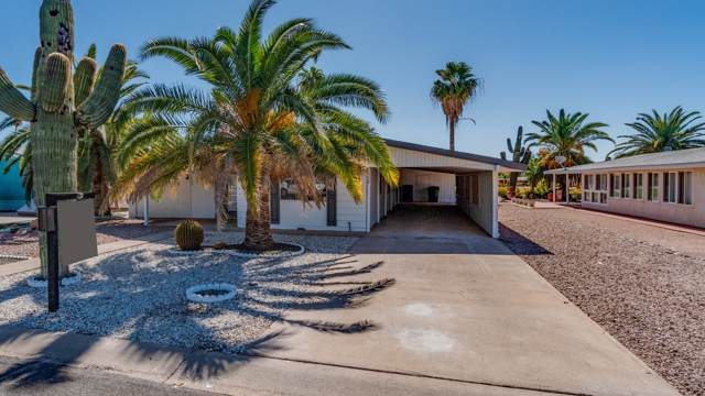 1758 S 74TH Street, Mesa, AZ 85209 (MLS #5996515) :: Revelation Real Estate