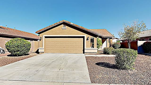 3258 E Thunderheart Trail, Gilbert, AZ 85297 (MLS #5996537) :: Revelation Real Estate