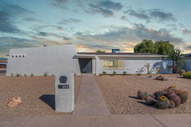 502 E Canterbury Drive, Phoenix, AZ 85022 (MLS #5996548) :: RE/MAX Desert Showcase