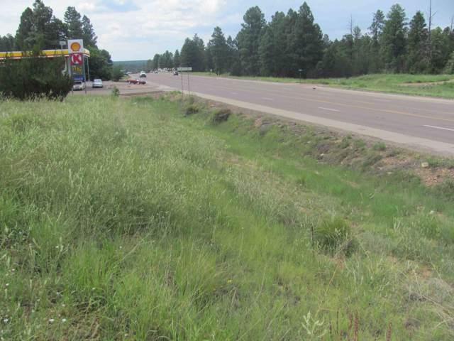 1957 Highway 260, Heber, AZ 85928 (MLS #5996607) :: Lucido Agency