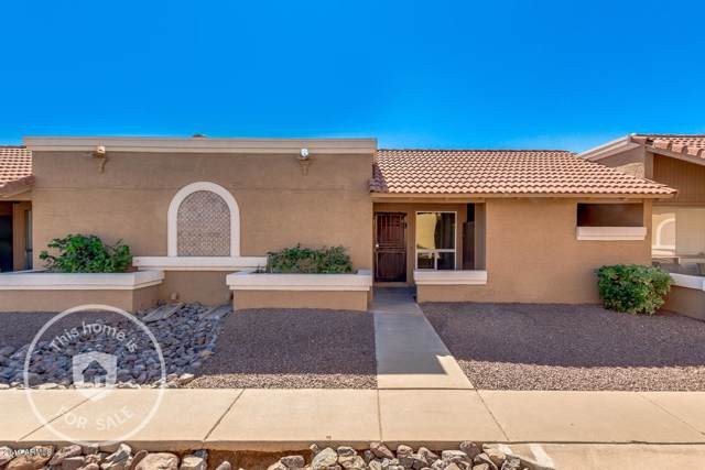 312 W Yukon Drive #6, Phoenix, AZ 85027 (MLS #5996730) :: The Laughton Team