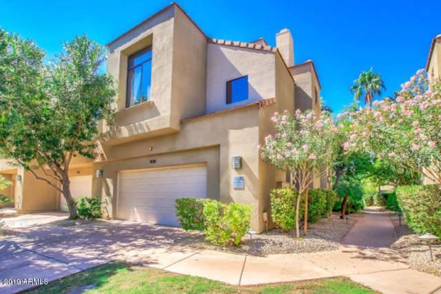 8989 N Gainey Center Drive #202, Scottsdale, AZ 85258 (MLS #5996776) :: CC & Co. Real Estate Team