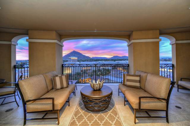 7175 E Camelback Road #1001, Scottsdale, AZ 85251 (MLS #5996795) :: neXGen Real Estate
