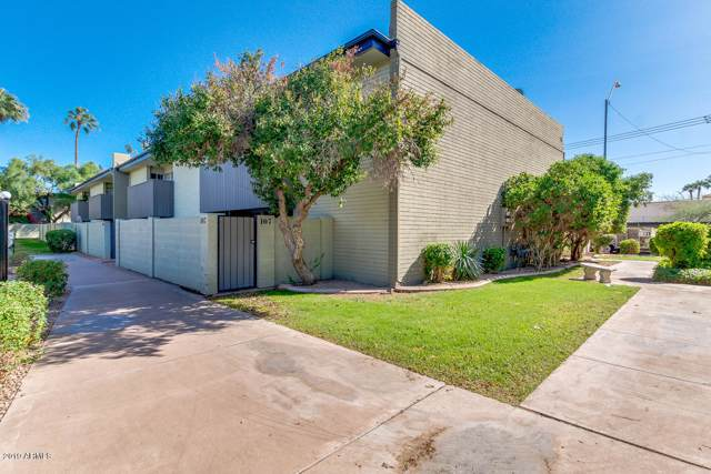 6767 N 7TH Street #107, Phoenix, AZ 85014 (MLS #5996807) :: Occasio Realty