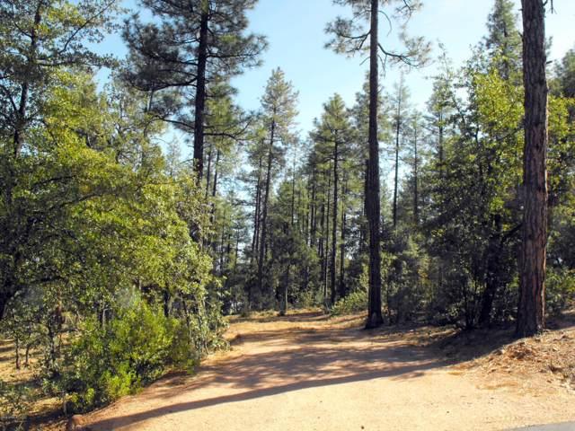 Lot 47 Forest Trail, Pine, AZ 85544 (MLS #5996832) :: Keller Williams Realty Phoenix