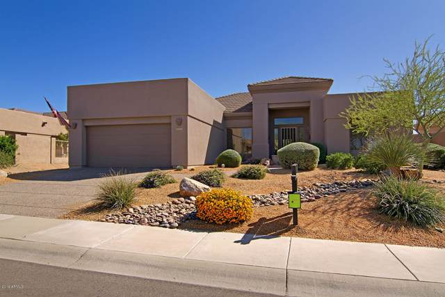 6169 E Brilliant Sky Drive, Scottsdale, AZ 85266 (MLS #5997026) :: Scott Gaertner Group