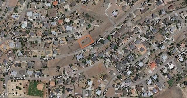 9624 E Magma Drive, Prescott Valley, AZ 86314 (MLS #5997119) :: Riddle Realty Group - Keller Williams Arizona Realty