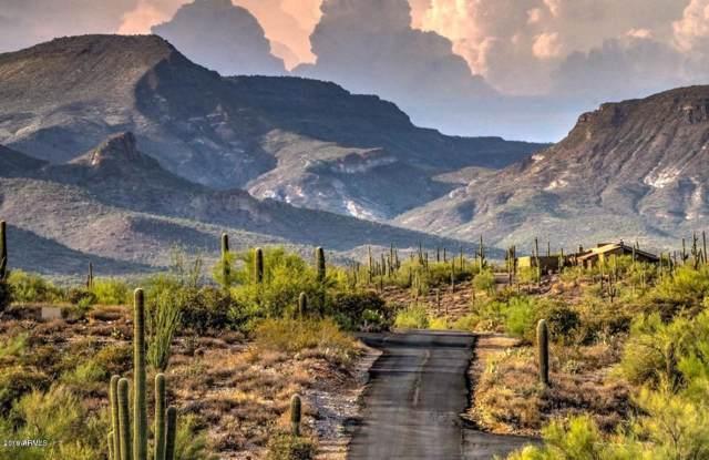 0 N Old Stage Road, Cave Creek, AZ 85331 (MLS #5997201) :: Yost Realty Group at RE/MAX Casa Grande