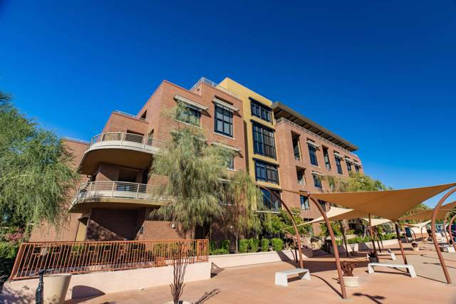 7301 E 3rd Avenue #216, Scottsdale, AZ 85251 (MLS #5997211) :: Openshaw Real Estate Group in partnership with The Jesse Herfel Real Estate Group