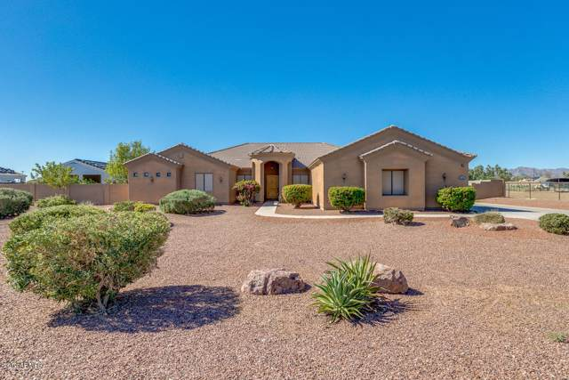 6108 N 174TH Avenue, Waddell, AZ 85355 (MLS #5997288) :: Long Realty West Valley