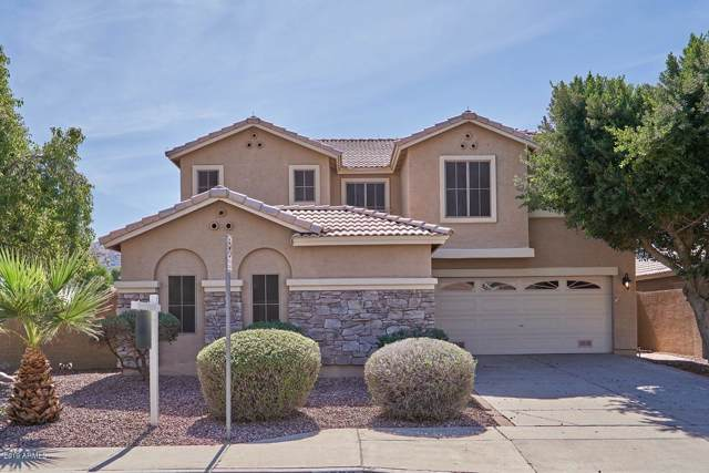2733 E Valencia Drive, Phoenix, AZ 85042 (MLS #5997298) :: The Kenny Klaus Team