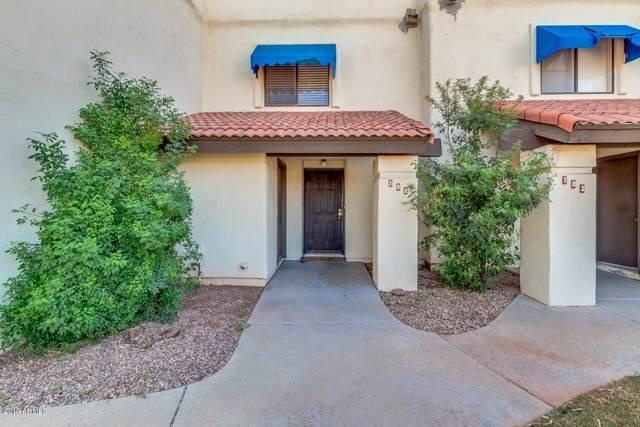 2201 W Union Hills Drive #102, Phoenix, AZ 85027 (MLS #5997307) :: The Laughton Team