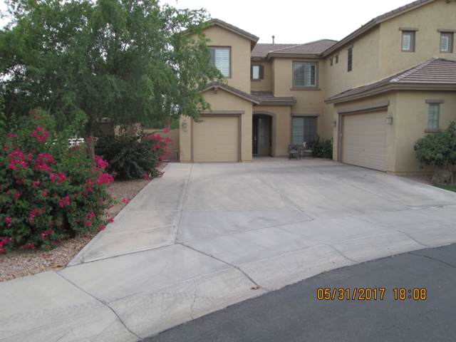 3997 E Scorpio Place, Chandler, AZ 85249 (MLS #5997410) :: Revelation Real Estate
