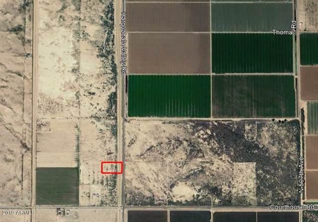 2001 N Harquahala Valley Road, Tonopah, AZ 85354 (MLS #5997438) :: Devor Real Estate Associates