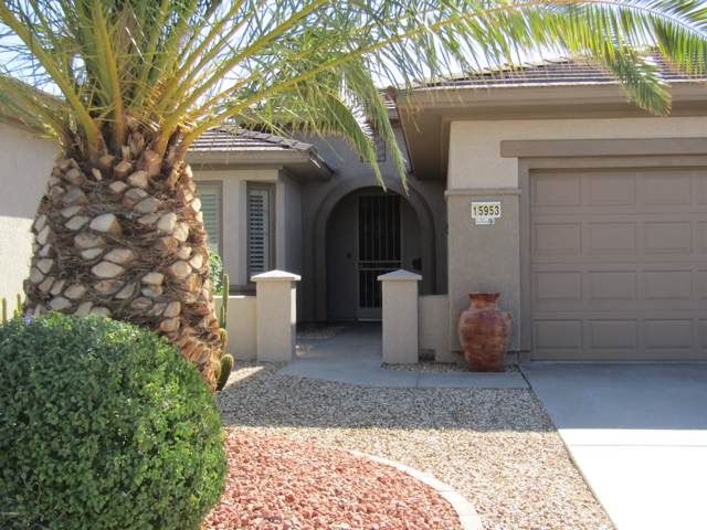 15953 W Summerwalk Drive, Surprise, AZ 85374 (MLS #5997445) :: Brett Tanner Home Selling Team