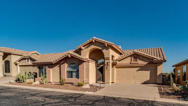 5299 S Marble Drive, Gold Canyon, AZ 85118 (MLS #5997467) :: The Kenny Klaus Team