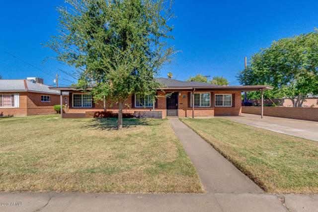 1716 W Rovey Avenue, Phoenix, AZ 85015 (MLS #5997490) :: Riddle Realty Group - Keller Williams Arizona Realty