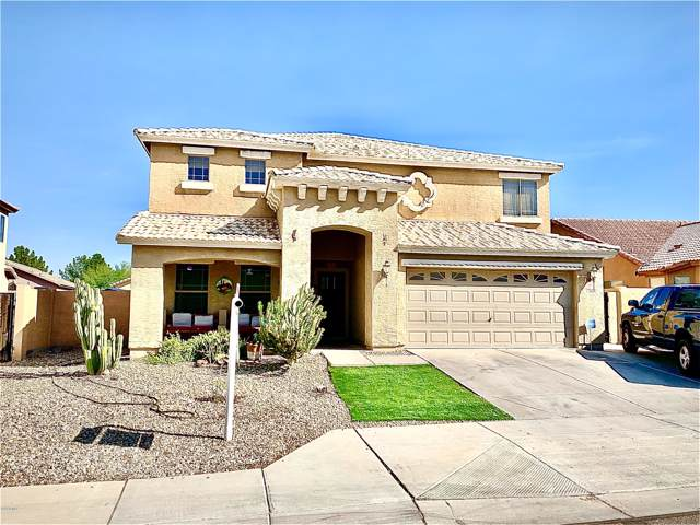 3409 S 96TH Drive, Tolleson, AZ 85353 (MLS #5997542) :: The Kenny Klaus Team