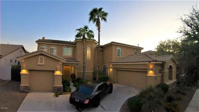 4685 E Ruffian Road, Gilbert, AZ 85297 (MLS #5997553) :: BIG Helper Realty Group at EXP Realty