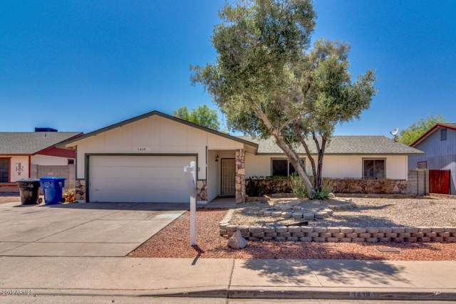 1418 S 37TH Street, Mesa, AZ 85206 (MLS #5997860) :: Occasio Realty