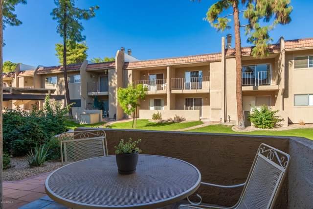 7436 E Chaparral Road 122B, Scottsdale, AZ 85250 (MLS #5997924) :: Howe Realty