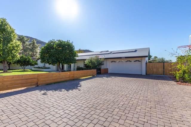 12816 N 15th Avenue, Phoenix, AZ 85029 (MLS #5997937) :: Devor Real Estate Associates