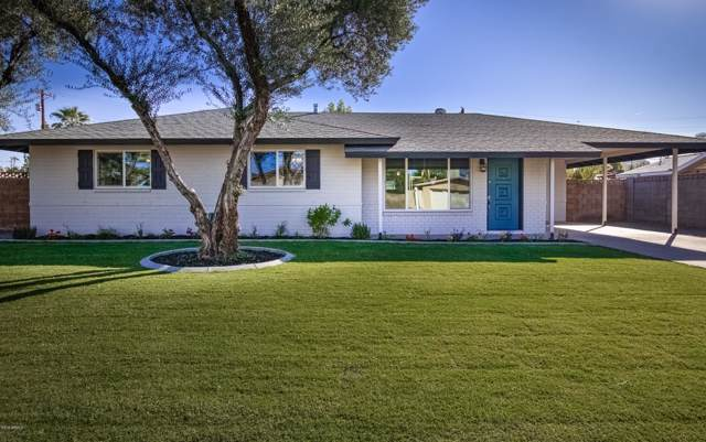 2631 N 50TH Place, Phoenix, AZ 85008 (MLS #5997988) :: The Laughton Team