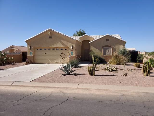 10119 W Catalina Drive, Arizona City, AZ 85123 (MLS #5998003) :: My Home Group