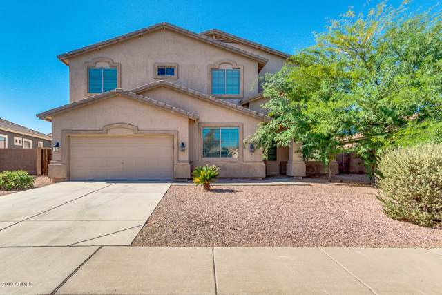 3684 S Moccasin Trail, Gilbert, AZ 85297 (MLS #5998102) :: Revelation Real Estate