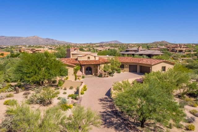 10732 E Wildcat Hill Road, Scottsdale, AZ 85262 (MLS #5998176) :: Brett Tanner Home Selling Team
