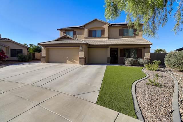 16294 W Durango Street, Goodyear, AZ 85338 (MLS #5998208) :: The Kenny Klaus Team