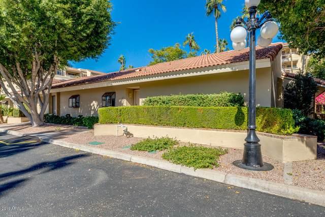 4200 N Miller Road #118, Scottsdale, AZ 85251 (MLS #5998333) :: Scott Gaertner Group