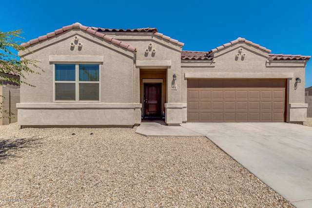 17116 N Cielo Lane, Maricopa, AZ 85138 (MLS #5998353) :: Revelation Real Estate