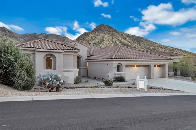11929 E Mariposa Grande Drive, Scottsdale, AZ 85255 (MLS #5998571) :: CC & Co. Real Estate Team