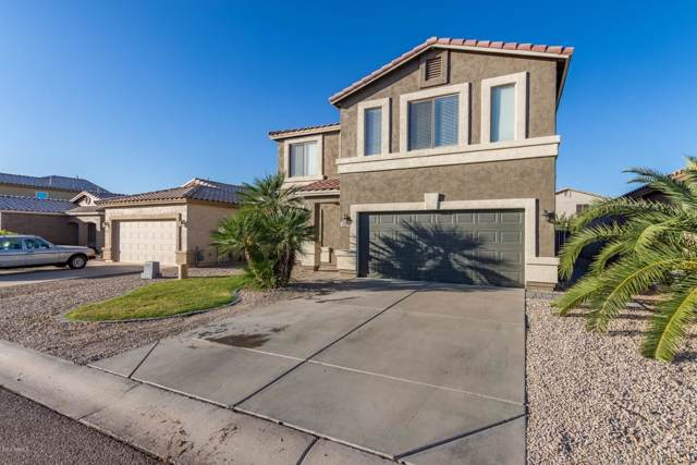 30124 N Desert Willow Boulevard, San Tan Valley, AZ 85143 (MLS #5998637) :: Revelation Real Estate